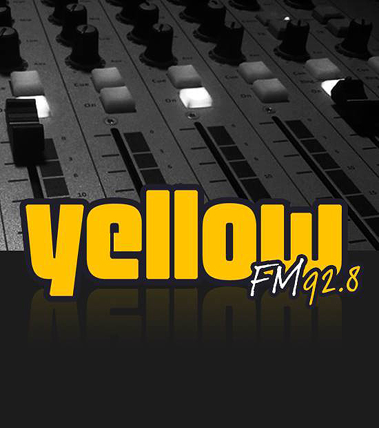Yellow Radio